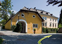 Hotel Pensionen Salzburg: Bed and Breakfast im romantisches hotel Haus Arenberg